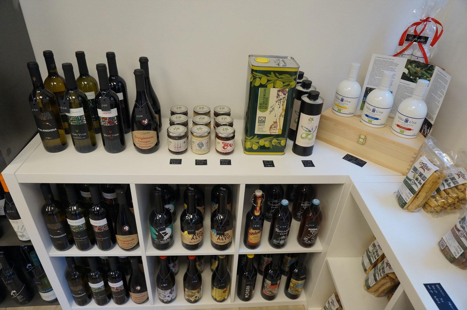 botrytis enoteca vini birre olio extravergine d'oliva
