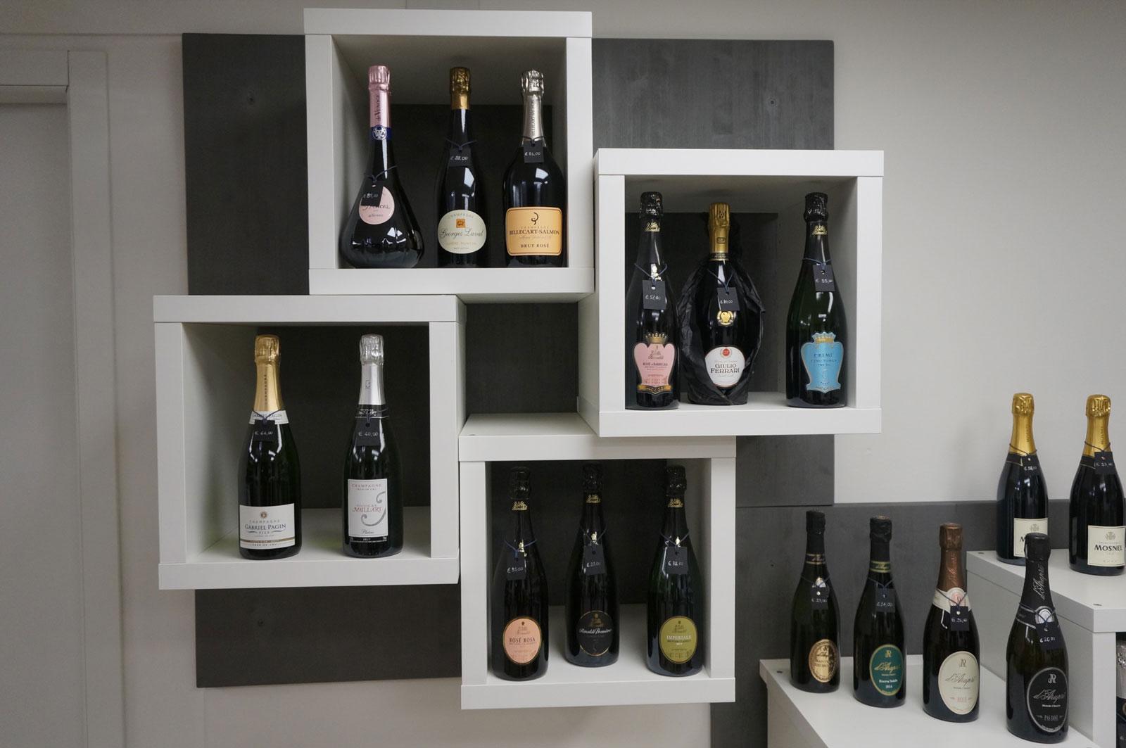 botrytis enoteca vini bottiglie