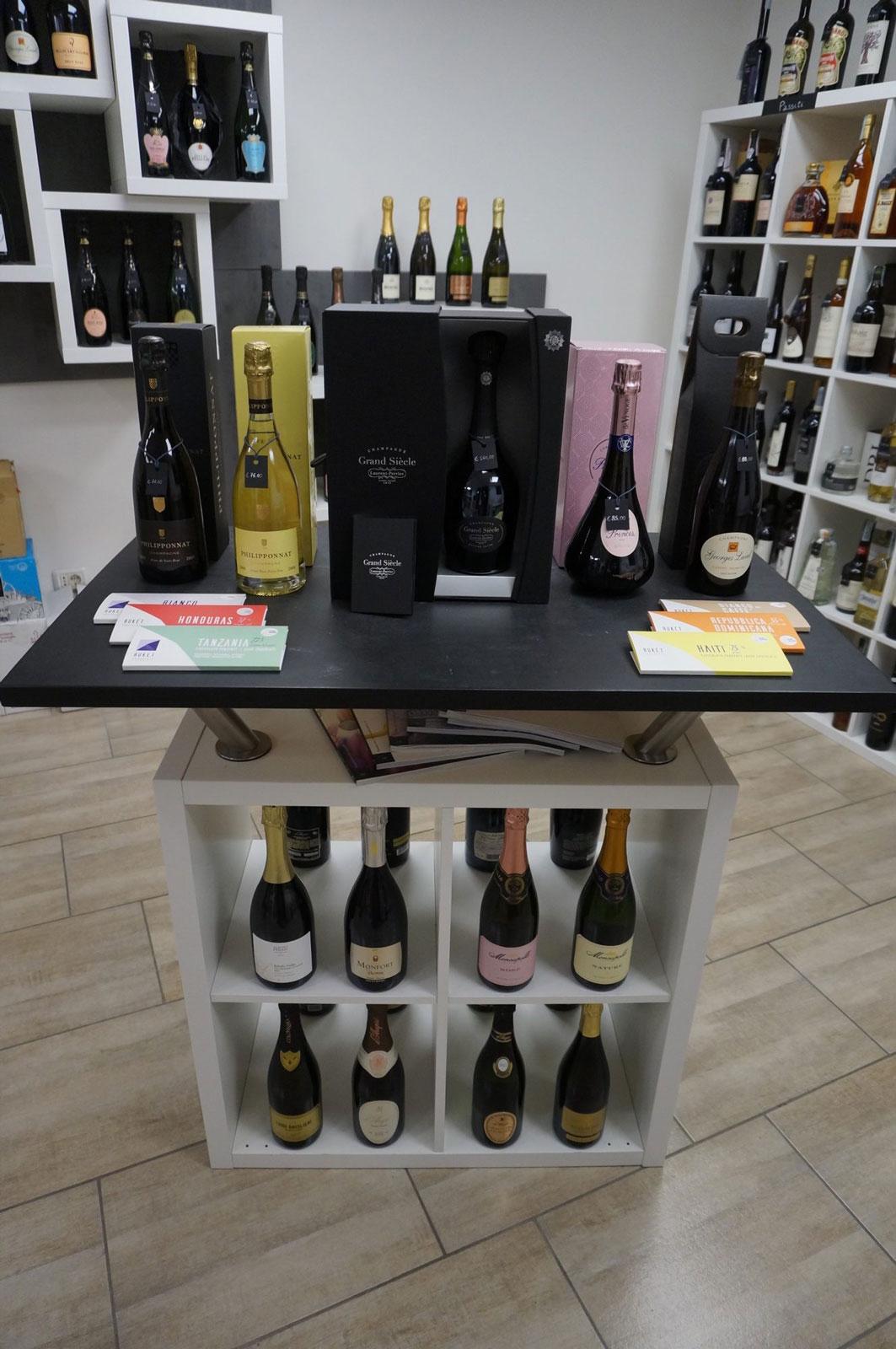 Enoteca di vini Grand Siecle, Philiponnat