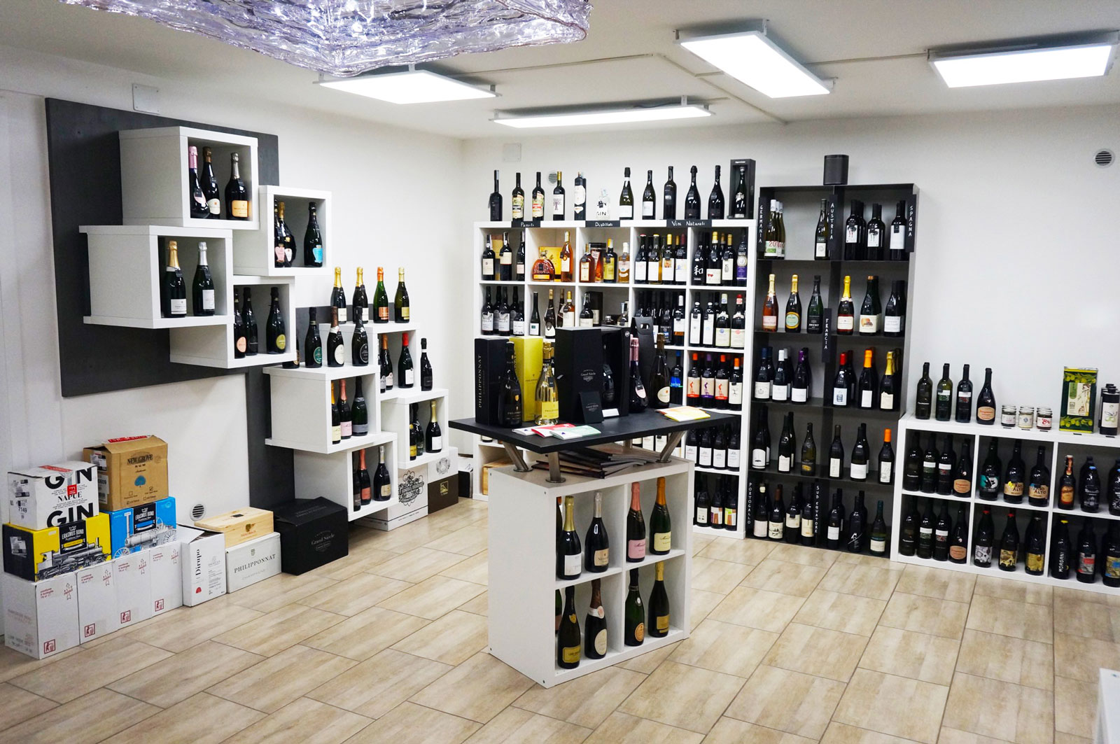 Enoteca di vini Botrytis a Ferrara