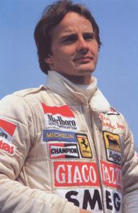Giacobazzi sponsor Ferrari in Formula 1